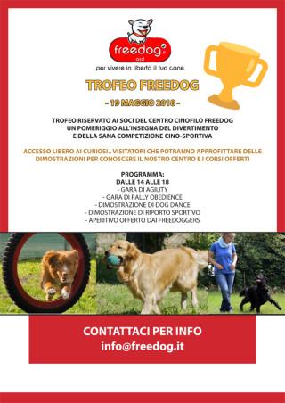 trofeo freedog 2018